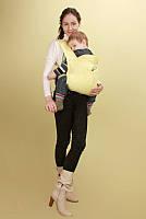 Фаст-слинг Backpack (желтый)