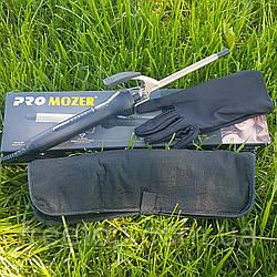 Афроплойка Pro Mozer Mz-6016 с чехлом и перчаткой (Про мозер 9мм )