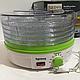 Сушарка для овочів і фруктів Rainberg електрична 800W RB-912 (Реинберг), фото 2