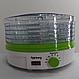 Сушарка для овочів і фруктів Rainberg електрична 800W RB-912 (Реинберг), фото 3