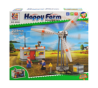 Конструктор Happy Farm 229 детали 6008