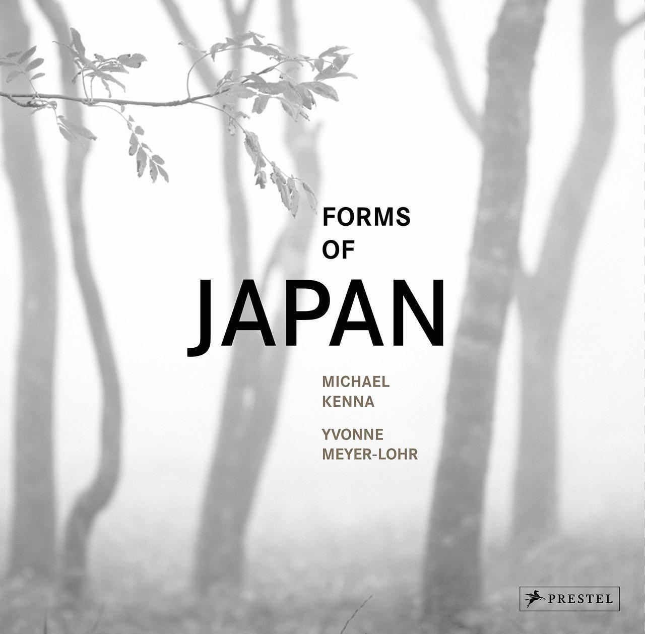 Книга Michael Kenna: Forms of Japan