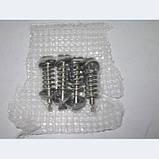 Ремкомплект задних тормозных колодок Ваз 2101 2102 2103 2104 2105 2106 2107 (солдатики), фото 5