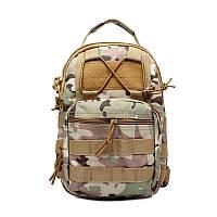 Тактическая военная сумка рюкзак OXFORD 600D Multicam