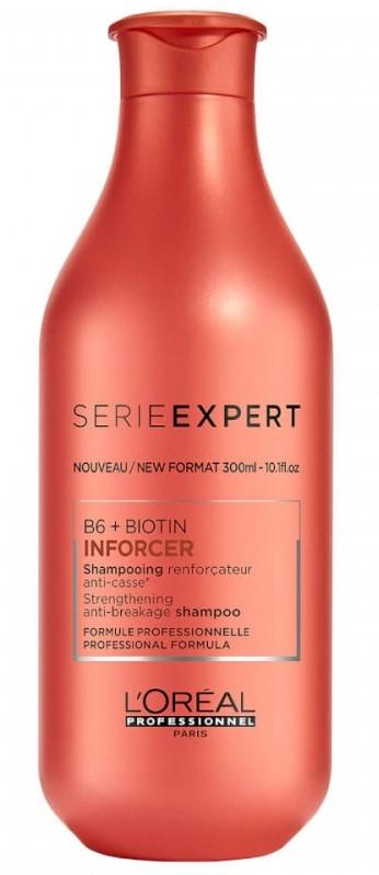 Зміцнюючий шампунь проти ламкості волосся L'oreal Professionnel Inforcer Strengthening Anti-Breakage Shampoo