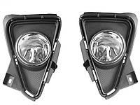 Фары противотуманные Toyota RAV-4 2016-/TY-897-W/H16-19W/эл.проводка