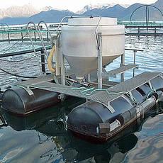 Автокормушки, кормораздатчики для рыбного хозяйства