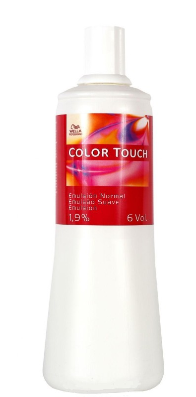 Емульсія Wella Professionals Color Touch Emulsion 1,9% 1000мл