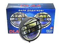 Фары DLAA 1090 BRY/H3-12V-55W/D=128mm