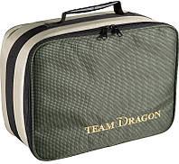 Сумка для катушек Team Dragon с карманом (CHR-96-07-002)