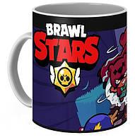 Кружка GeekLand Бравл Старс Битва звезд  БС 02.01