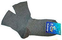 Носки Крокус медицинские БЕЗ РЕЗИНКИ размер 39-42 серые