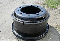 Диск колесный 20х8,5 КрАЗ в сб. с кольцами 6510-3101012