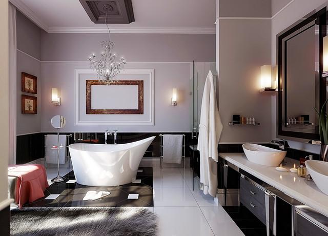 Наборы в ванную комнату
