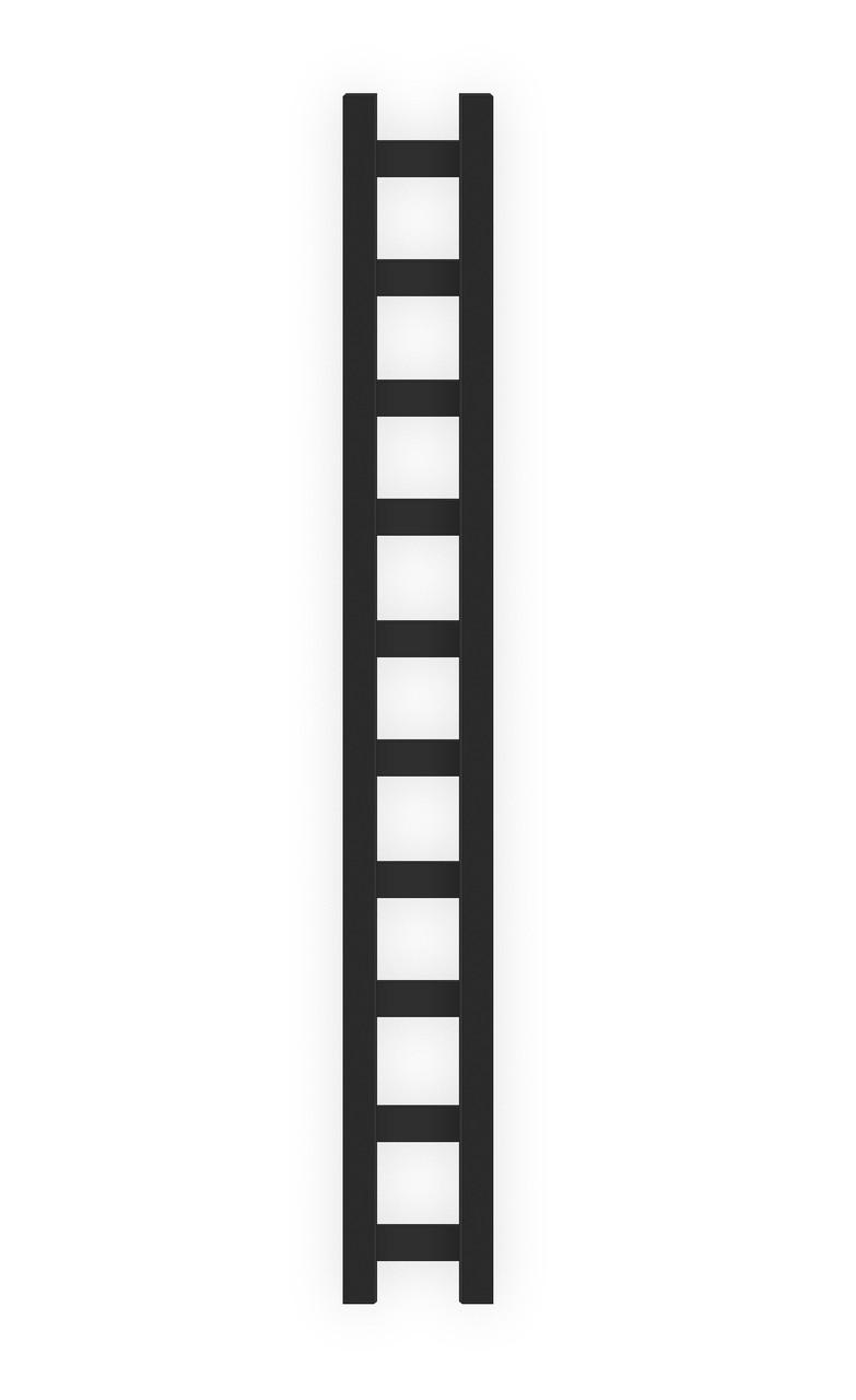 Электрический полотенцесушитель Genesis-Aqua Scala 120x25 см
