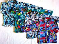 Детские рубашки с начёсом р.26, фото 1