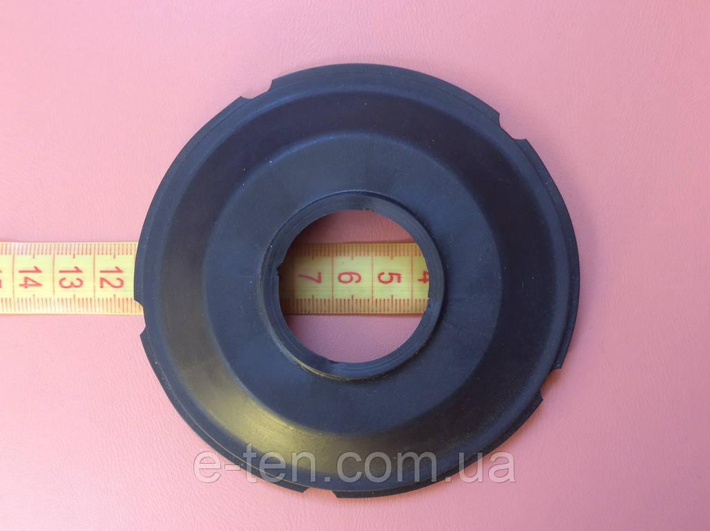 """Резиновый уплотнитель для бойлера, прокладка резиновая """"с 5 выемками"""" под фланец для бойлеров Nova Tec (новая)"""