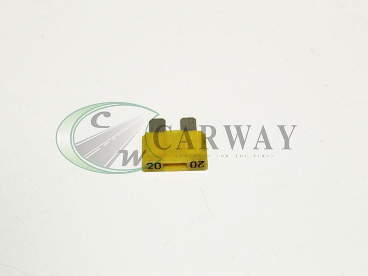 Запобіжник Євро 20А (жовтий) 35.3722.000-04 Авар