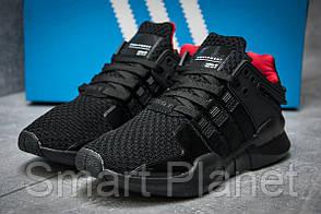 Кроссовки женские 11851, Adidas  EQT RUG Guidance, черные, < 40 > р. 40-24,9см.