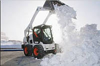 Услуги по очистке территории от снежных масс и т.д.