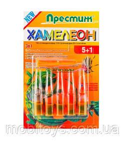 "Инсектицид ампулы (5 + 1 шт) ""ХАМЕЛЕОН"" (картофель / яблоня / слива / виноград / огурцы / помидоры)"