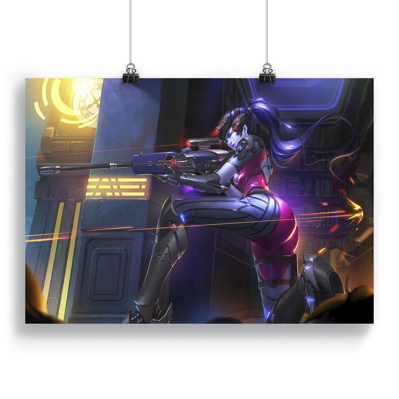 Плакат Овервотч | Overwatch 140