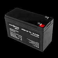 Аккумулятор AGM LP 12 - 9.0 AH SILVER (2018), фото 1