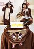 Пижама кигуруми костюм бурундук, фото 4