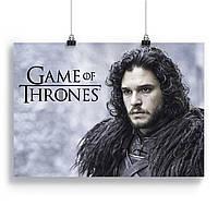 Плакат Игра престолов | Game of Thrones 34