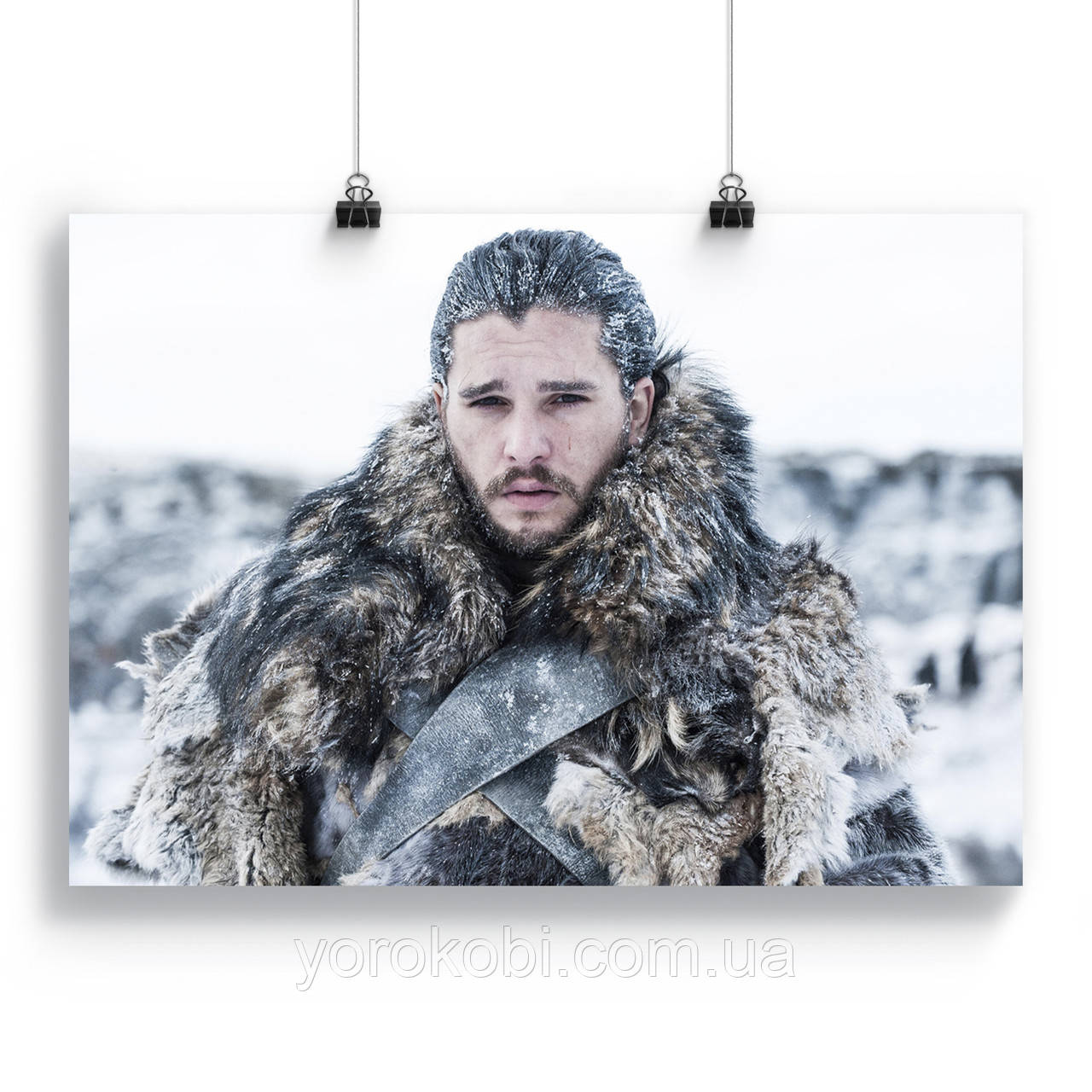 Плакат Гра престолів | Game of Thrones 55