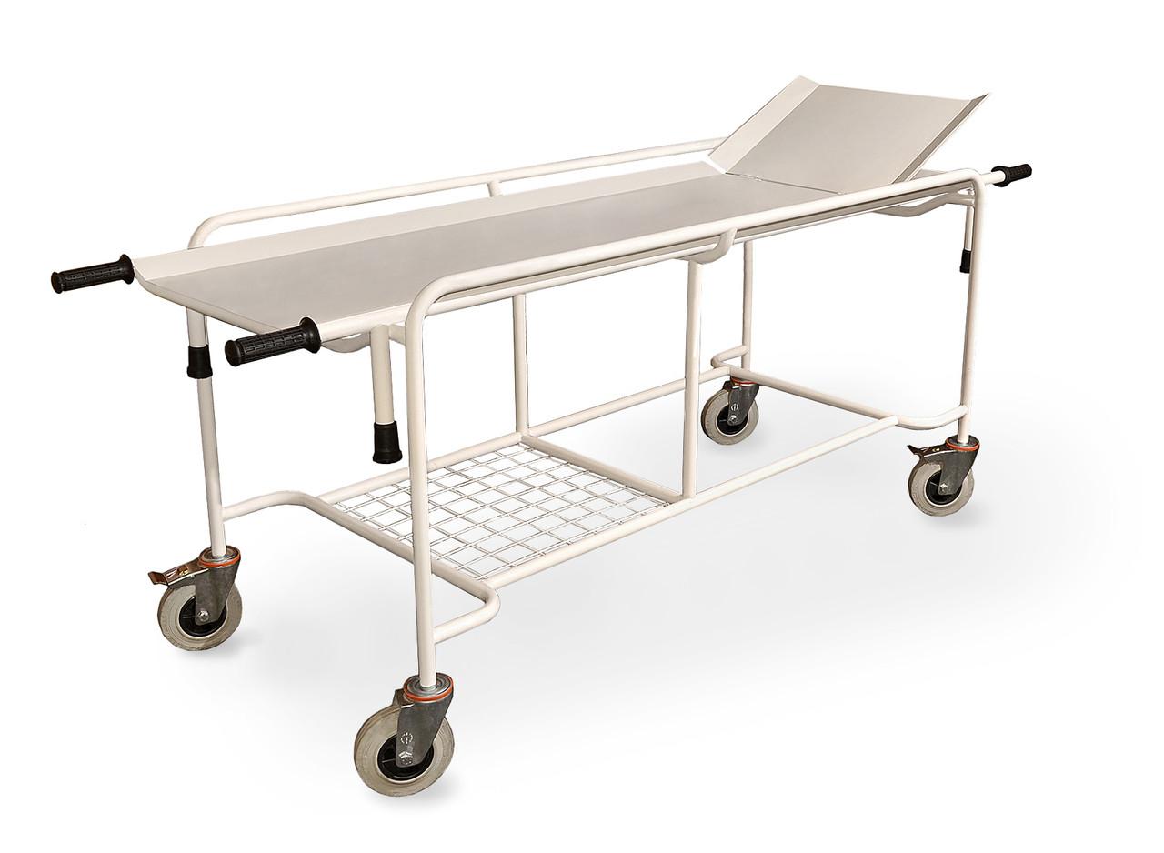 Візок ТПБсп для перевезення хворих зі знімними ношами ТМ Омега