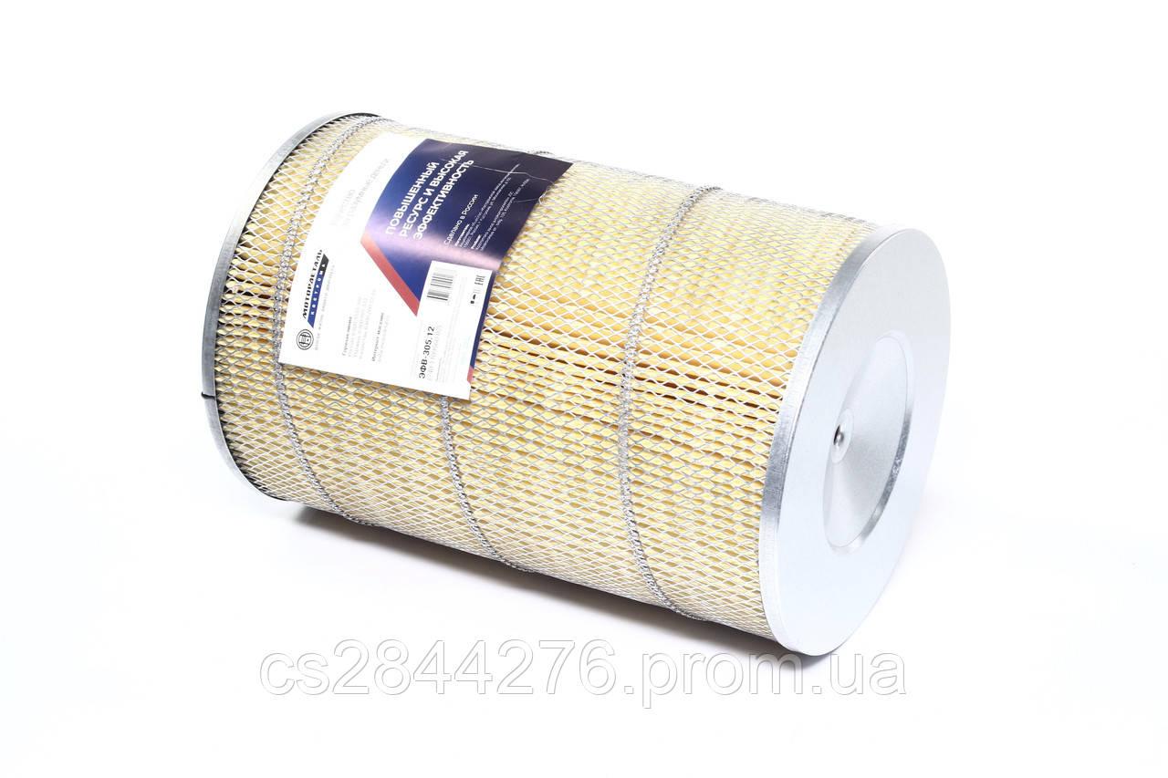 Элемент фильтра воздушного КАМАЗ, МАЗ (пр-во Мотордеталь, г.Кострома) 740.1109560-02