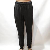 Спортивные штаны мужские под манжет (Больших размеров) р. 58,60,62,64 серые отличного качества, фото 1