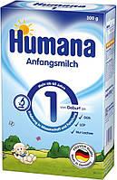 HUMANNA 1 Молочна суха суміш Humana 1 600 г (4031244761125)