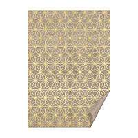 Крафт-картон для дизайна ''Звездное сияние'', А4(21x29,7см), Золото, 300г/м2, Heyda