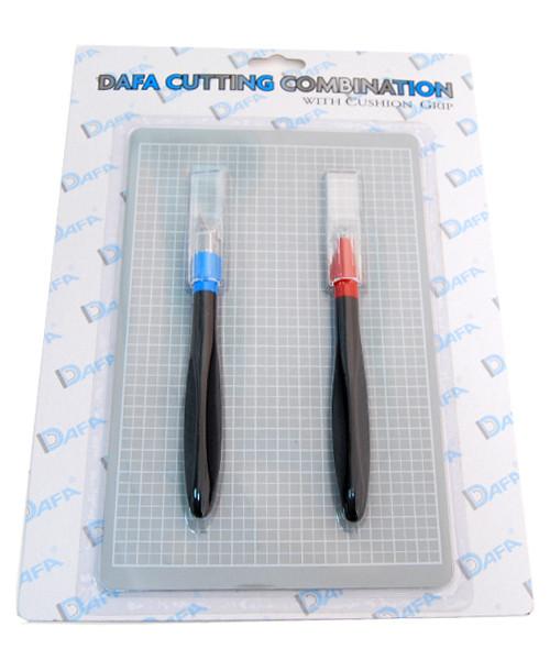 Набір для моделювання 2011: килимок самовідновлюється 2 макетний ножа DAFA