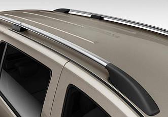 Рейлинги Dacia Logan MCV 2008- Skyline /Хром /Abs 07.SKL.02.08.P
