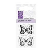 Штамп Knorr Prandell Метелики розмір: 5x6 см акрил 8712926408540