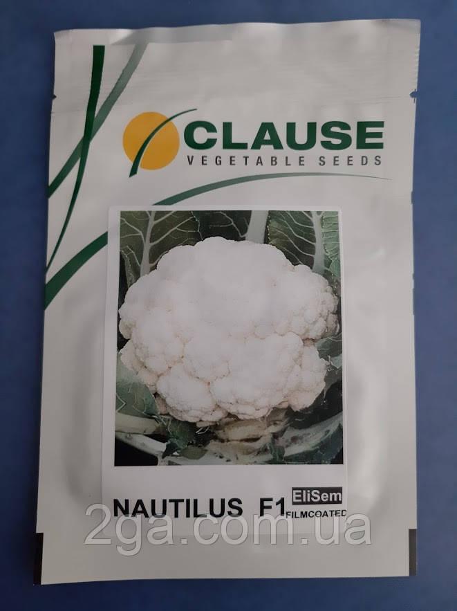 Наутілус F1 / Nautilus F1 - Капуста цвітна, Clause. 1000 насінин