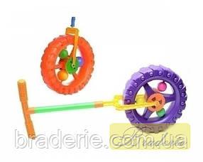 Каталка Колесо Kinder way 06-605