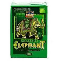 Батлер ф/п 100шт Зелен.слон