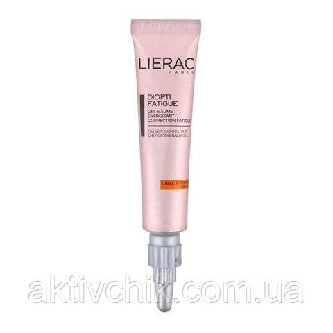 Гель против усталости кожи вокруг глаз Lierac DioptiFatigue Gel Correcteur Anti-Fatigue