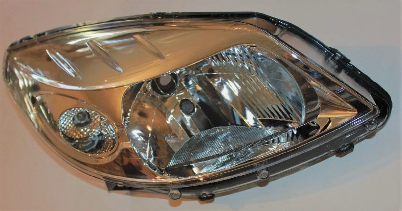 Фара передня права Renault Sandero (09-13) GROG Корея