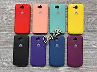 Чехол Soft touch для Huawei Y6 PRO (8 цветов)