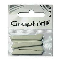 Набор наконечников для маркеров, широкие, 6шт, Graph'it