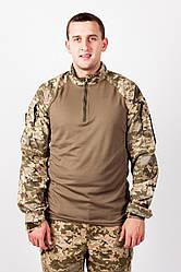 Рубашка Тактическая Военная Убакс ЗСУ пиксель ММ-14