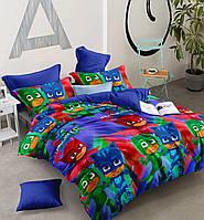 Детский комплект постельного белья 150*220 хлопок (13568) TM KRISPOL Украина