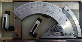 Угломер УН тип 2 нар. 0-360 вн. 40-180 ГОСТ 5378-66