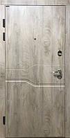 """Входная дверь """"Портала"""" серия Трио ― модель Лозана (Три контура)"""
