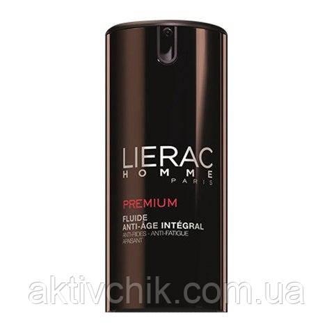 Лиерак Премиум флюид антивозрастной уход для мужчин Lierac Premium complete anti-aging fluide